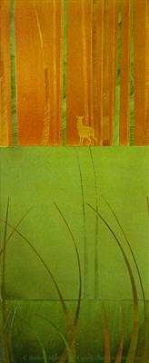 Sunlit Forest no. 1 - From the Portable Forest series